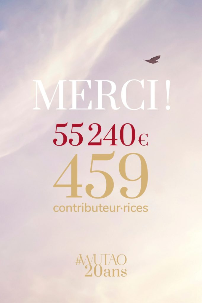 Crowdfunding Merci
